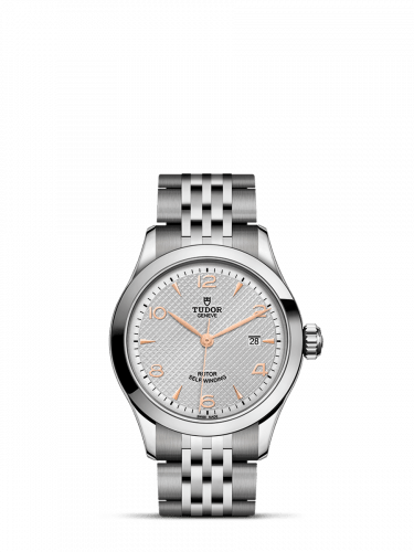 1926 28 Stainless Steel / Silver