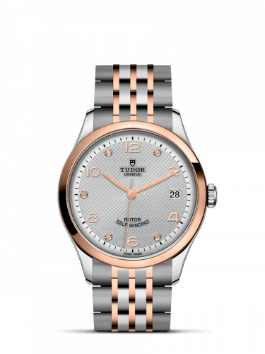 1926 36 Stainless Steel / Rose Gold / Silver - Diamond