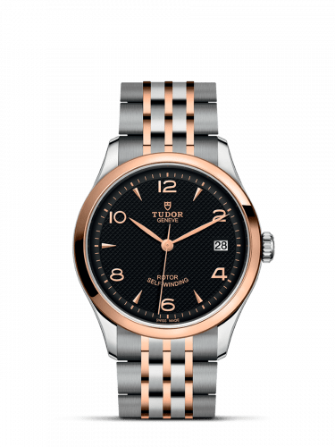 1926 36 Stainless Steel / Rose Gold / Black