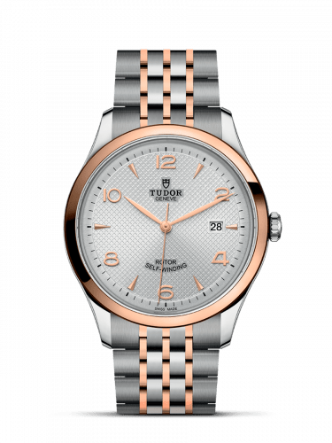 1926 41 Stainless Steel / Rose Gold / Silver