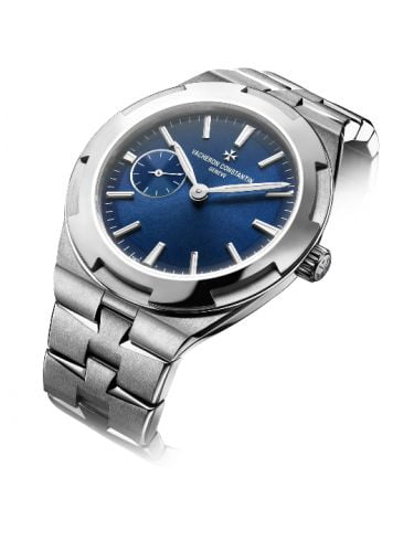Overseas Small Stainless Steel / Blue