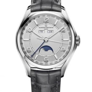 FiftySix Complete Calendar Stainless Steel / Silver