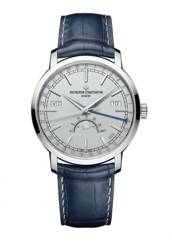 Traditionelle Complete Calendar Collection Excellence Platine