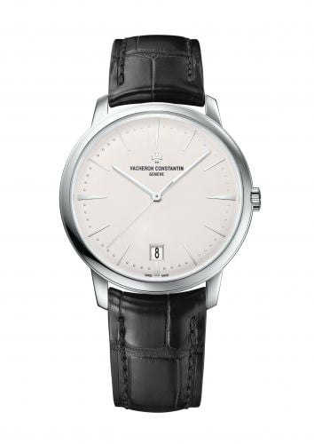 Patrimony 36mm Self-Winding White Gold / Silver