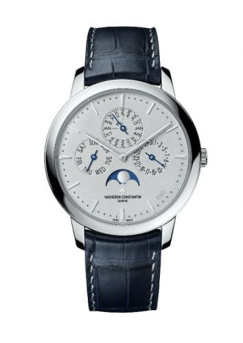 Patrimony Perpetual Calendar Collection Excellence Platine