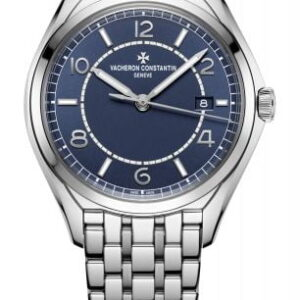 FiftySix Self-Winding Stainless Steel / Blue / Bracelet