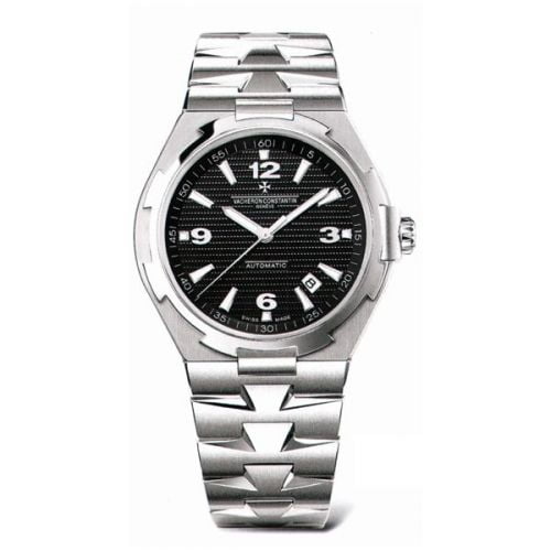 Overseas Automatic Stainless Steel / Black