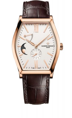 Malte Moon Phase Pink Gold / Silver