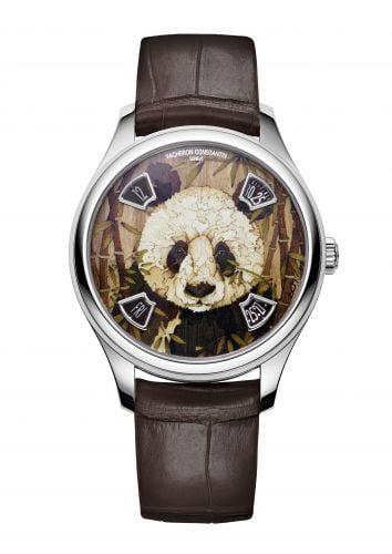 Les Cabinotiers Les Cabinotiers Wild Panda White Gold