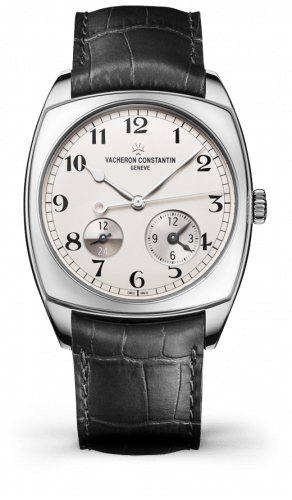 Harmony Dual Time White Gold / Black Numerals