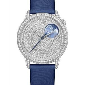 Égérie Moonphase 37 White Gold / Diamond / Diamond