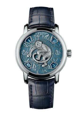 Métiers d'Art The Legend of the Chinese Zodiac Year of the Monkey Platinum