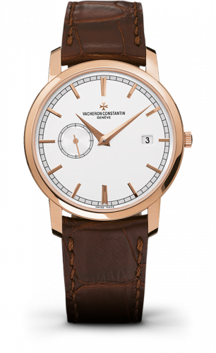 Traditionnelle Self-Winding Small Seconds Pink Gold / Silver