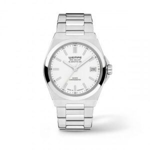 Iron Walker Quartz Women Silver
