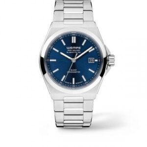 Iron Walker Quartz Men Blue