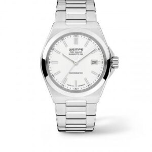 Iron Walker Automatic Men Silver