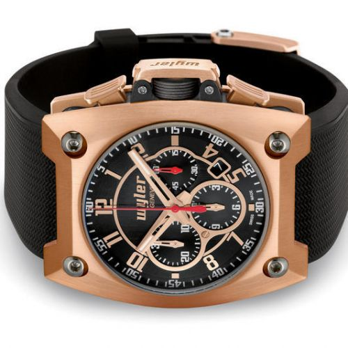 Code-R Chronograph Pink Gold
