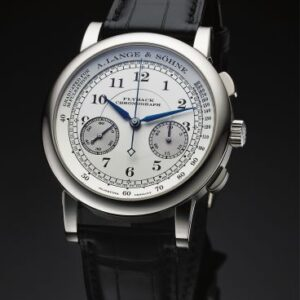 1815 Chronograph white Gold