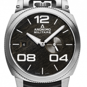 Militare Automatic Stainless Steel / Black / Leather