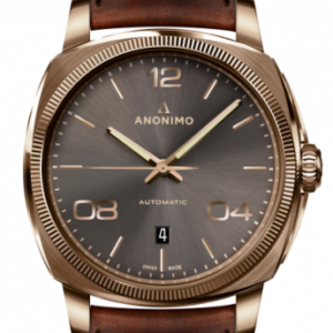 Epurato Automatic Bronze / Anthracite / Leather