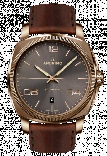Epurato Automatic Bronze / Anthracite / Leather
