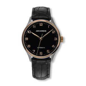 Klassik 36 TwoTone / Black / Black Leather