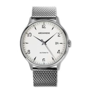 1950-2 Stainless Steel / Silver / Mesh
