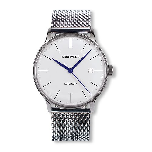 1950-1 Stainless Steel / Silver / Mesh