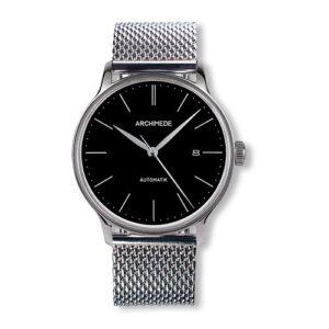 1950-1 Stainless Steel / Black / Mesh