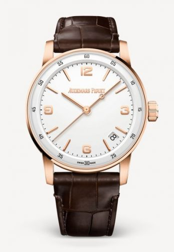 CODE 11.59 Automatic Pink Gold / White