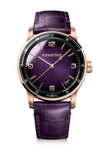 CODE 11.59 Automatic Pink Gold / Purple