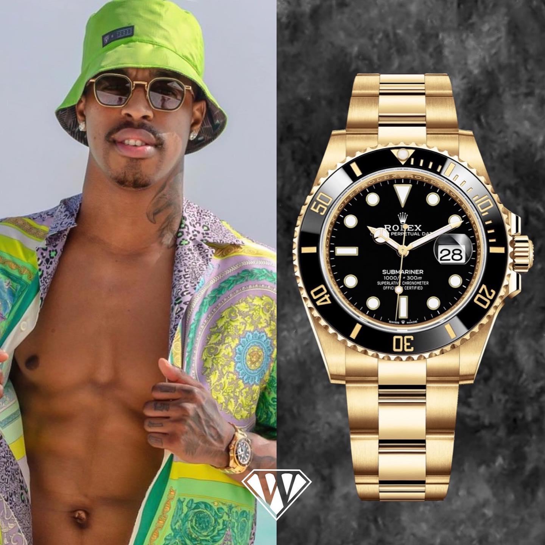 Presnel Kimpembe Watch
