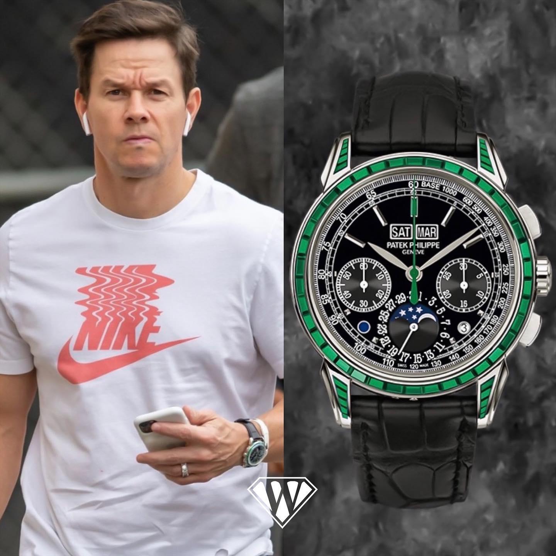 Mark Wahlberg Watch