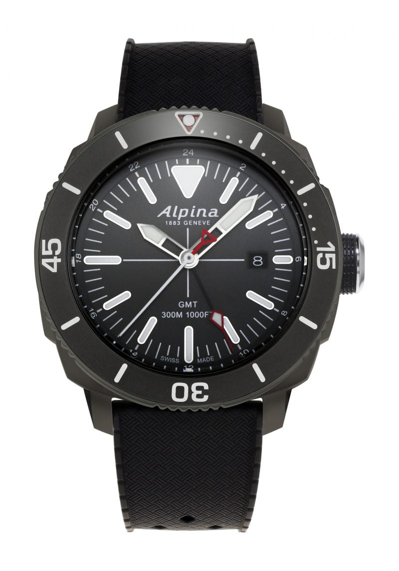 Seastrong GMT Diver 300