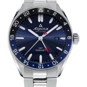 Alpiner Quartz GMT