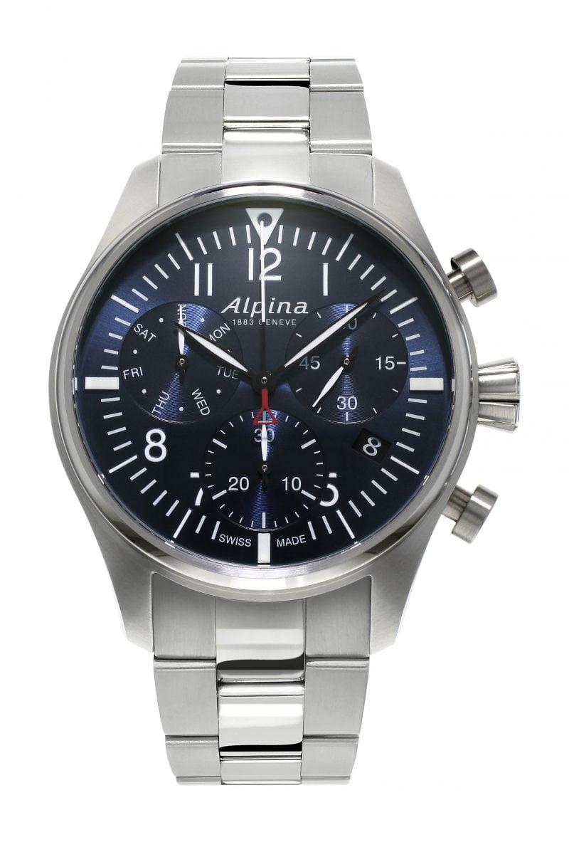 Startimer Pilot Chronograph Date