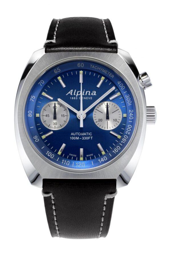 Startimer Pilot Heritage Chronograph