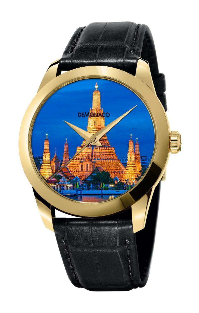 Poincon de Genève  Wat Arun