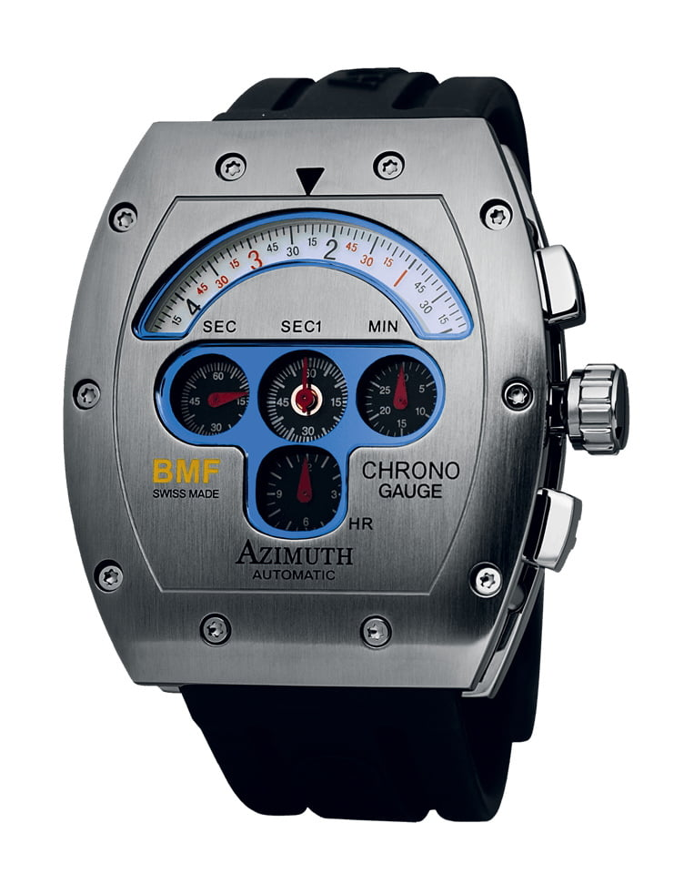 CHRONO GAUGE BMF (black dial)