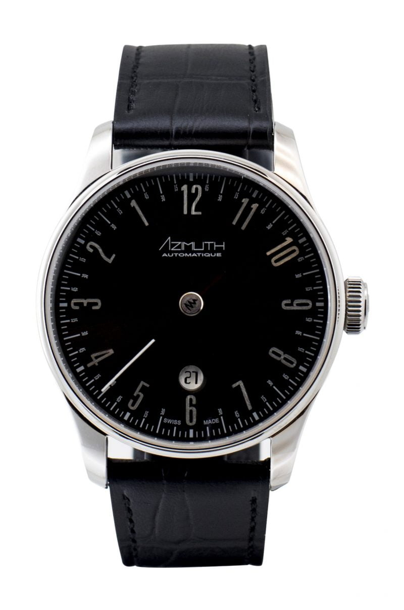 Back in Time 1 hand Piano Black w date