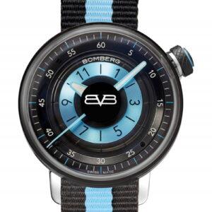 BB-01 BLACK & BLUE