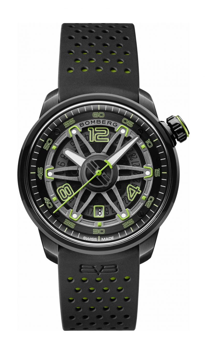 BB-01 AUTOMATIC GREEN