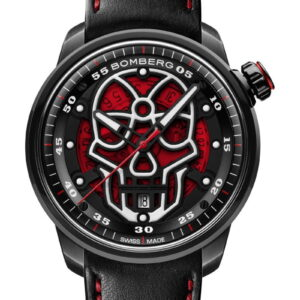 BB-01 AUTOMATIC RED SKULL