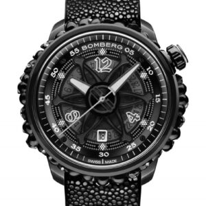 BB-01 AUTOMATIC BLACK CATACOMB LIMITED EDITION