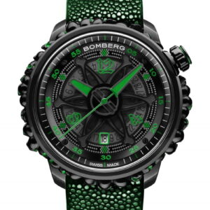 BB-01 AUTOMATIC GREEN CATACOMB LIMITED EDITION