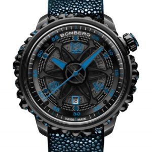 BB-01 AUTOMATIC BLUE CATACOMB LIMITED EDITION