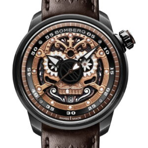 BB-01 AUTOMATIC MARIACHI SKULL LIMITED EDITION