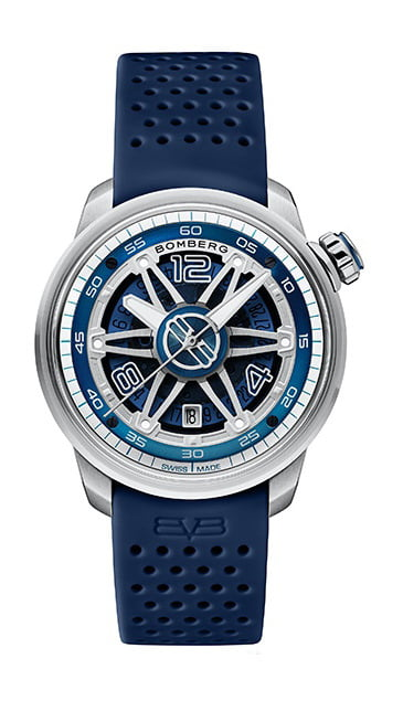 BB-01 AUTOMATIC BLUE