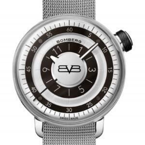 BB-01 BLACK & SILVER