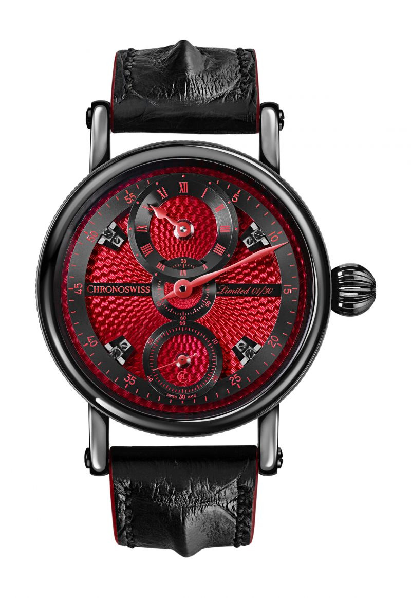 Flying Grand Regulator Limited Edition